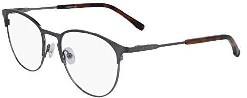 Eyeglasses LACOSTE L 2251 033 Matte Dark Gunmetal