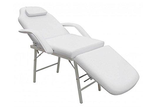 "73"" Portable Tattoo Massage Table Chair Parlor Spa Salon ..."