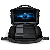 GAEMS Vanguard G190 Personal Gaming Environment (Black)