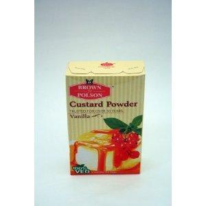 Brown Polson Custard Powder Vanilla - 500 gms