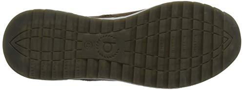 Marrón De 6000 Para Bugatti Zapatos Derby 21548e 11 Hombre brown 3 Cordones aqqzngIP