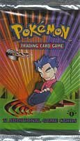 Pokemon Gym Challenge Booster Pack [1st Edition] [Sealed]
