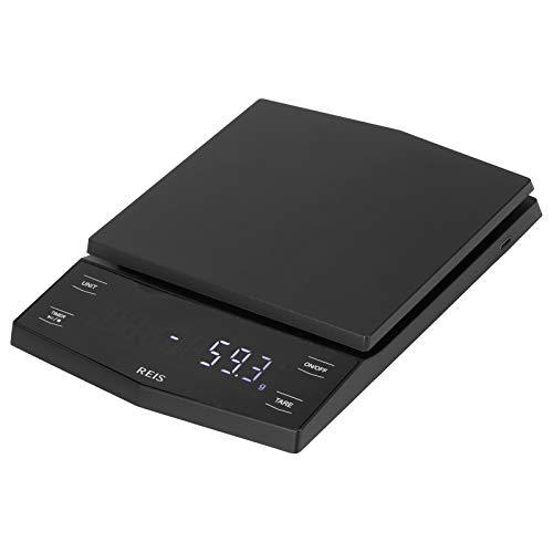 Handdruppel Koffie Elektrische weegschaal USB Opladen Voedselweegschaal Digitale keukenweegschaal Multifunctionele…