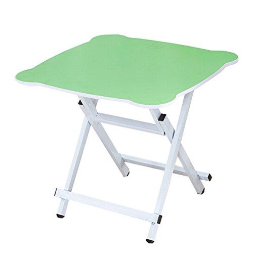 折りたたみテーブル/家のシンプルな小さなアパートポータブル失速テーブル食事/バルコニーの折り畳みテーブル/50/75センチメートル高い (色 : C, サイズ さいず : 60*60*50cm) B07DZZJGC6 60*60*50cm C C 60*60*50cm