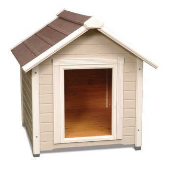 Precision Pet Products Pro Concepts Country Club Estate Luxury Dog Home, Large