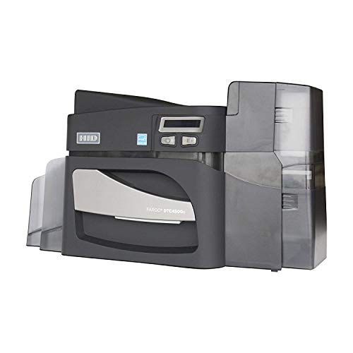 e Side ID Card Printer with Card Imaging Software (55000) ()