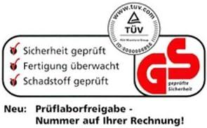 Hase Arbeitshandschuhe Sande T/ÜV-GS gepr/üft Rindnarbenleder