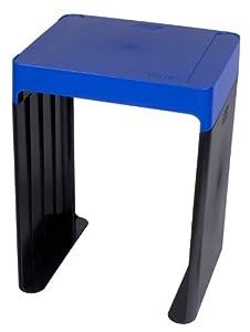 Amazon Com Five Star Stackable Locker Shelf Blue 72226