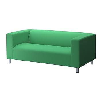 Ikea Sofas Zweisitzer ikea klippan bezug zweisitzer sofa flackarp grün 40 x 100 cm