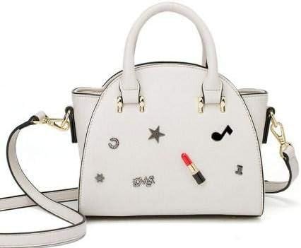 Women's Fashion Tote Bag Cute Shoulder Bag SIZE- STD Black