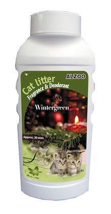 Aveeva 420014 26 oz Alzoo Wintergreen Litter Deodorizer