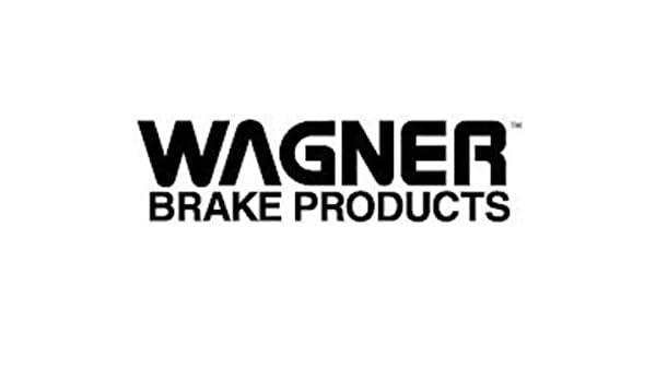 Wagner Z701 Parking Brake Shoe Rear