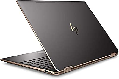 2019 Spectre x360 15t Touch Max Q GTX 1050Ti 6 core (Intel i7 8750H, 4K UHD, 16GB, 1TB SSD,2 in 1, Stylus with 3 Years McAfee Internet Security, Windows 10 PRO Upgrade, Worldwide Warranty) Dark Ash