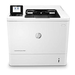 Hp Laserjet Enterprise M607Dn (K0Q15A), Duplex Monochrome Laser Printer - Ethernet and Wi-Fi connectivity, White