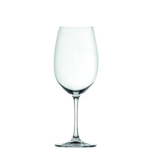 Bordeaux Glass Set (Spiegelau Salute Bordeaux Wine Glasses - (Clear Crystal, Set of 4 Red Wine Glasses))