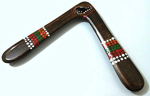 Bumerangue Oak - Madeira 6 mm