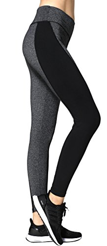 Neonysweets Womens Running Yoga Pants Workout Leggings With Pocket