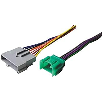 carxtc stereo wire harness fits ford. Black Bedroom Furniture Sets. Home Design Ideas