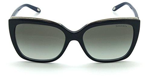 Tiffany & Co. TF 4135B Women Square Sunglasses Grey Gradient 81913C