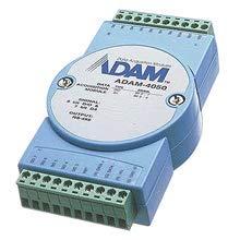 ADVANTECH ADAM-4050-DE Remote I/O & Wireless Sensing Module, RS-485 I/O Module, 15-Ch DI/O Module, 7 Input Channels, 8 Output Channels. (485 I/o Rs Module)