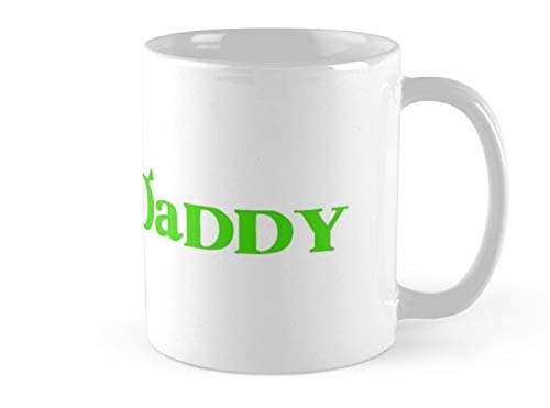 - Land Rus Shrek Mug - 11oz Mug - Features wraparound prints - Dishwasher safe - Made from Ceramic - Best gift for family friends