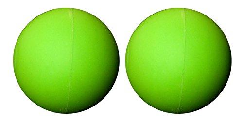 LBS-2 Pack Lacrosse Massage Balls -Green Green – DiZiSports Store