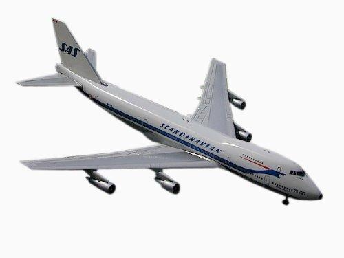 Jet Blue Landing Gear - Gemini Jets Scandinavian (Old Colors) B747-200 1:400 Scale