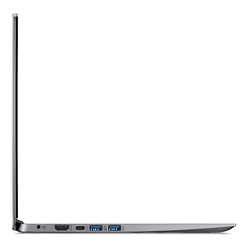 2020 Acer Swift 1 14 Inch FHD 1080P Laptop Business Student| Intel Pentium N5000 | 4GB RAM| 64GB eMMC| WiFi| HDMI| Webcam| Windows 10 Home S + NexiGo 32GB MicroSD Card (Renewed)