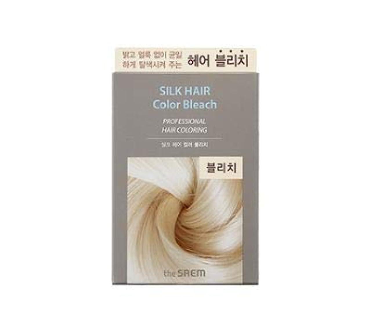 シャワーもつれ凝視The Saem SliK Hair Color Bleach ザセムシルクヘアカラーブリーチ [並行輸入品]