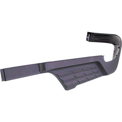 Diften 190-C4857-X01 - New Bumper Face Bar Step Pad Molding Trim Passenger Right Side Rear Chevy RH