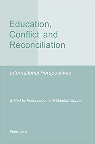 Book Education, Conflict and Reconciliation: International Perspectives (2007-12-01)