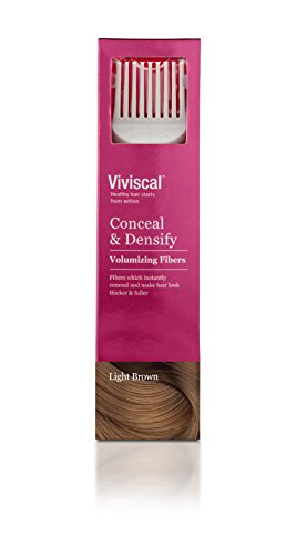 Conceal & Densify Volumizing Fibers Light Brown 0.53 OZ