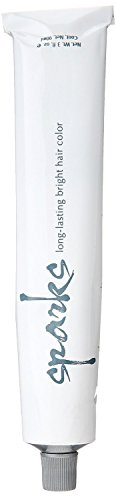 Sparks Long Lasting Bright Hair Color, Silver Mist, 3 Ounce