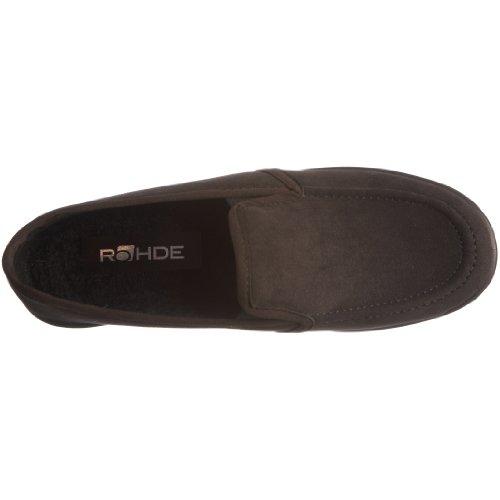 Rohde Ballerup, Pantofole donna Nero Nero (Nero 90) 41