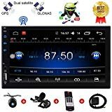 - Backup Camera Included! Eincar Android 6.0 Marshmallow Car Stereo Radio with 7