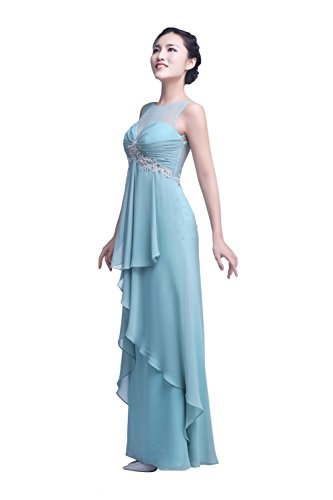 YiYaDawn Kurzes Cocktailkleid Homecoming Kleid Fuer Damen Groesse 44 EU Marineblau hD522g5h