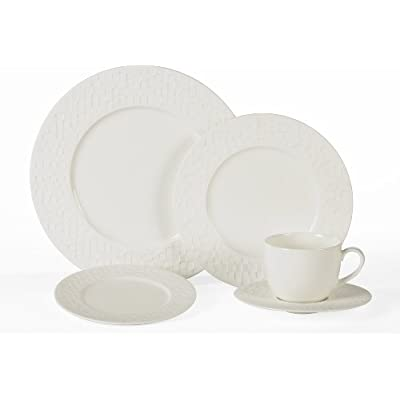 Click for Mikasa Lattice 5 Piece Placesetting