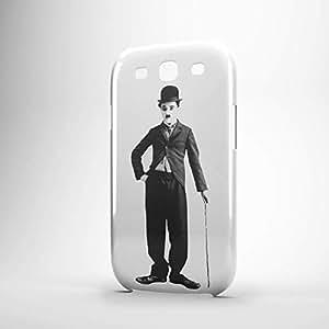Charlie Chaplin Samsung S3 3D wrap around Case - Legends