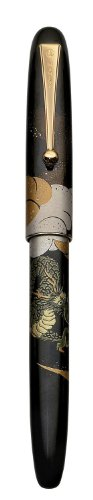 Pilot Namiki Nippon Art Collection Fountain Pen, Dragon with Cumulus Design, Fine Nib (60179)