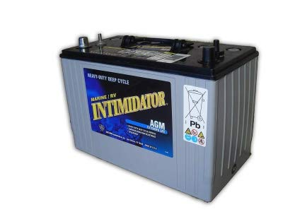 Deka Intimidator Battery (AGM) 8A31DTM