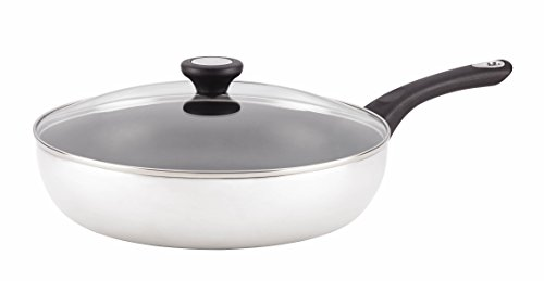Farberware New Traditions Aluminum Nonstick 12-Inch Covered ()