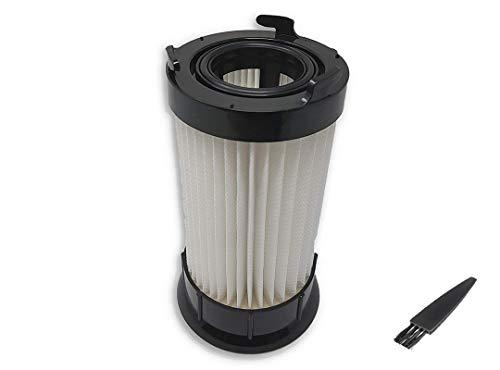 Parts Vacuum Ge - GOLDTONE Replacement Vacuum Filter Fits EUREKA DCF-4 DCF-18 Washable & Reusable Long-Life Vacuum Filter Replaces Eureka GE DCF1 DCF4 DCF18 Part # 62132 63073 61770 3690 18505 28608-1 28608B-1 (1 PACK)