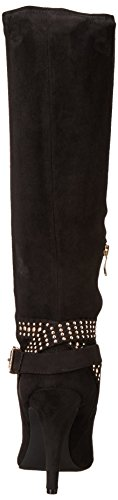 BCBGeneration Fashion para rodillas-cerámica de alta de capuchas de Eileen Black