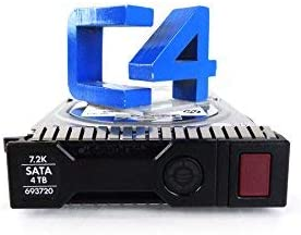 HP 693720-001 4TB 7.2K 6G SATA 3.5 Drive