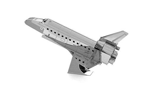Metal Shuttles (Metal Earth 3D Metal Model - Space Shuttle Discovery)