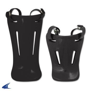 CHAMPRO Sports Throat Guards, Retail Pkg - 4.5