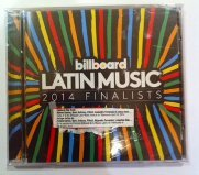 Billboard Latin Music 2014 Finalists (2014) (Album) by Various Artists