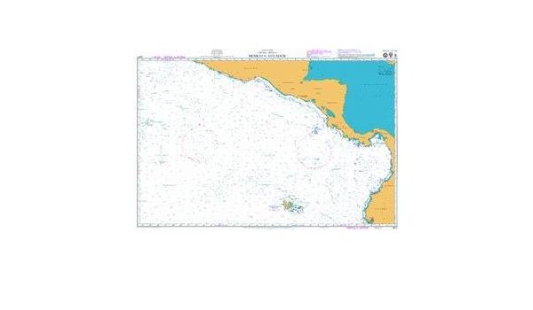 Ba gráfico 4811: océano Pacífico, América Central, México a ...