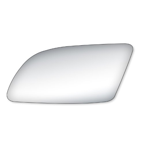 (Fit System 99004 Chevrolet/Pontiac Driver Side Replacement Mirror Glass)