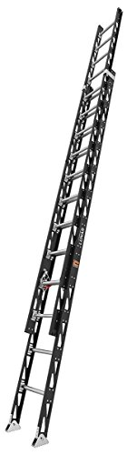Extension Ladder, Fiberglass, 28 ft., IA 15642-009
